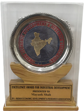 Excellence Award for Industrial Development
